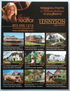 Make your real estate print advertising more effective