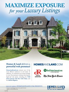 Luxury real estate marketing