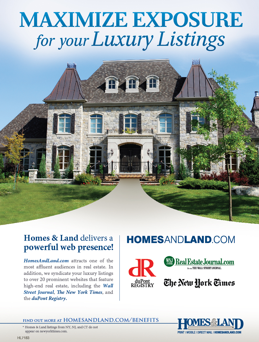 Luxury real estate marketing for High end real estate nyc