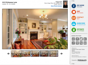 Homes And Land virtual tours are now mobile friendly, see samples