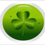 St. Patrick clover