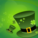 St. Patrick's day-green hats