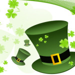 st. patrick's day_green hats