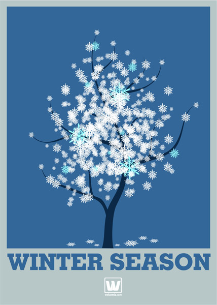 v10vector-design-41-season-tree
