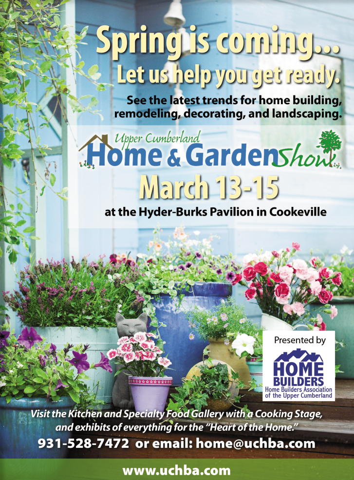 Taking Your Ads To The Spring Home Shows